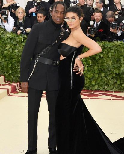 Travis Scott & Kylie Jenner