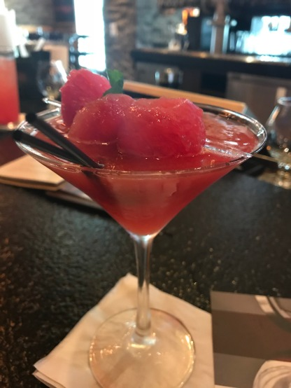 Nice Watermelon Martini